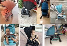 <b>Luxury baby stroller</b> high land Scape <b>pram</b> pushchair portable ...