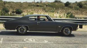 1970 Chevrolet Chevelle SS [Add-On / Replace] - GTA5-Mods.com