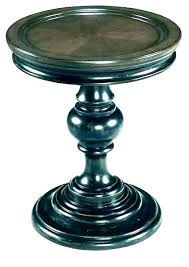 black pedestal accent table pedestal accent table wood pedestal side table round pedestal side table small