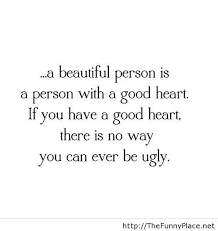 Quotes About A Beautiful Person