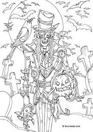The Best Free Adult Coloring Book Pages Coloring Halloween