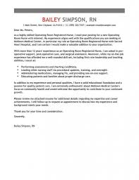 Common Letters Guides For Writing A New Grad Nurse Cover Letter