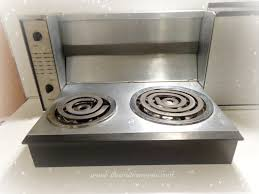 Counting New Year Blessings Stove top burners Electric stove and