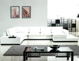 white leather sofa bed astonishing u shaped white leather sectional u shaped leather sectional l shaped