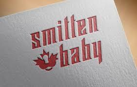 Smitten Design Upmarket Elegant Baby Care Logo Design For Smitten Baby By