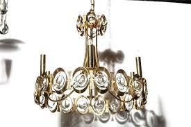 full size of candlestick chandelier mid century modern gilt brass and crystal for l home improvement