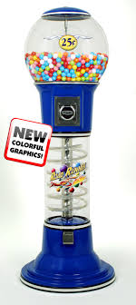 Vending Gumball Machine Magnificent Spiral Gumball Machine Roadrunner Ziggy Gumball Machines Direct