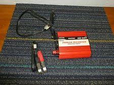 vector power inverter vector power inverter 225 watt accessory jack and battery connection nos
