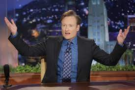 As Conan O'Brien Readies His New Show, He Opens Up On Personal Goals & Jay  Leno
