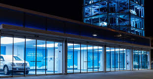 Carvana Vending Machine Dallas Beauteous ASSA ABLOY Ent CA On Twitter Our Automatic And Highspeed Rollup