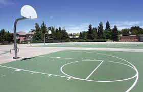 Outdoor surfaces are generally made from standard paving materials such as concrete or asphalt. Basketball Courts Set To Reopen Friday Covid 19 Coverage Ttownmedia Com