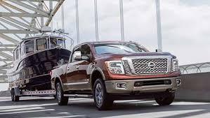 Titan Truck Tow Ratings