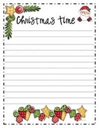 Christmas Writing Paper Template Free 7732 Best Writing Paper Images Writing Paper Stationery Shop