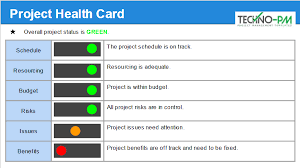 Project Management Report Templates Monthly Status Report Template Ppt Download Project