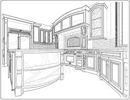 Autocad For Kitchen Design Small Commercial Kitchen Layouts Arafen