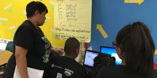 atlanta elementary school teacher atlanta school aims to develop often overlooked gifted students