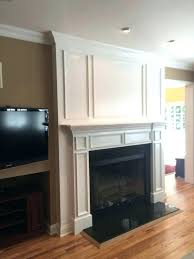 crown molding fireplace mantel moulding s