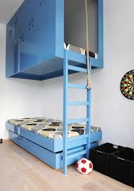 creative kids furniture. Creative Childrens Beds Blue Pirates Fort With Ladder And Children\u0027s Kids Furniture R
