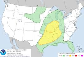 Convective Outlook Chart Untitled Document