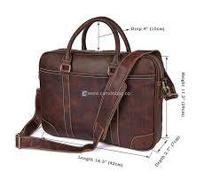 leather satchel bag mens