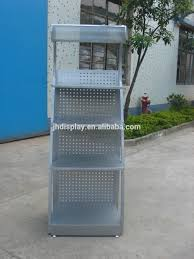 Steel Stands For Display Hot Sales Metal Perforated Displayfashionable Perforated Panel 88