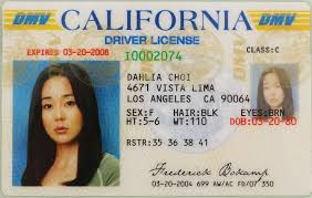 "Folder California Medical Driver's amp; Yun-jin Lost From License Chart Kim ""sun"""