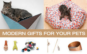 great holiday gifts for the modern dog and cat  design milk