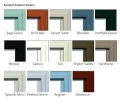Pella Window Colors Postbooks Info