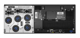 apc srt6krmxlt smart ups srt 6000va rm 208v surge protection srt6krmxlt