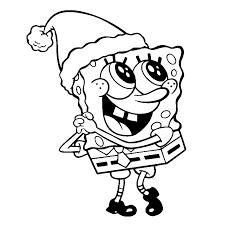 Spongebob Squarepants Kleurplaten Kleurplatenpaginanl