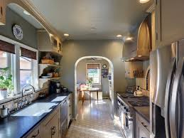 Small Long Kitchen L Shaped Kitchen Design Pictures Ideas Tips From Hgtv Hgtv