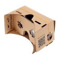Kính thực tế ảo 3D Google Cardboard cho điện thoại màn hình 5.0
