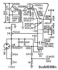 oscilloscope circuit diagram the wiring diagram index 80 power supply circuit circuit diagram seekic circuit diagram