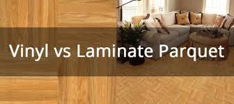 parquet vs hardwood flooring