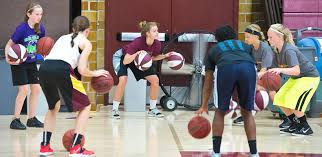 Basketball camps for adult women