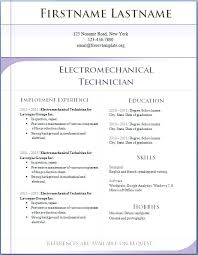 Word Resume Template 2013 Delectable Resume Templates Word Download Datainfo