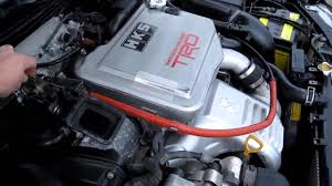 Toyota Celica GT-FOUR ST205 Cartest - here Engine - YouTube
