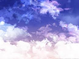 Magical Sky Backgrounds For Powerpoint Templates Ppt