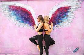 the angel wings on angel wings wall art los angeles address with 10 most instagrammable walls in los angeles love sweat fitness