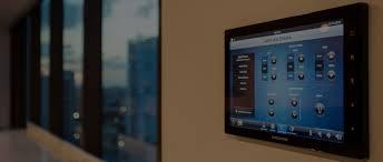 Crestron Lighting Control Panel Crestron Smart Building Commercial Automation Avast