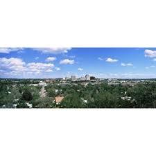 Walmart Colorado Springs Buildings In A City Colorado Springs Colorado Usa Canvas Art Panoramic Images 15 X 6