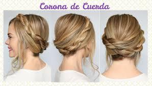 Peinados Sencillos Para Boda Invitada Peinados Lindos Y Faciles