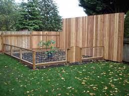 backyard fences garden fence panels