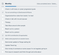 Daily Goal Tracker How To Build A Daily Habit Tracker In Trello And Reach Those Goals