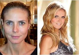 heidi klum without makeup aanchal ar