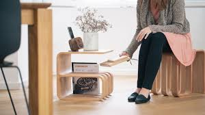 multifunctional furniture table. woodieful multifunctional furniture chair magazine holder side table