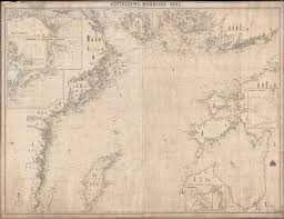 Ostersoens Nordlice Deel Geographicus Rare Antique Maps