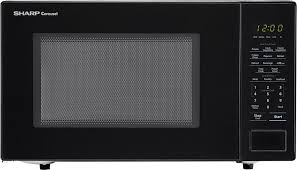 sharp carousel countertop microwave oven black smc1131cb
