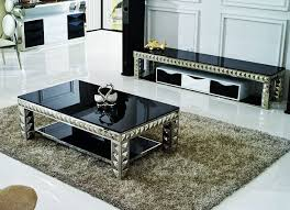 glass coffee tables how to dress the