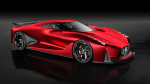 2018 nissan gtr concept.  concept nissan concept 2020 vision gran turismo a concept supercar developed in  conjunction with polyphony digital and 2018 nissan gtr
